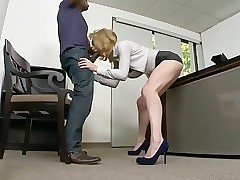 Videos de secretaria hd - porno anal ébano