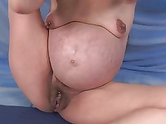 Nipples free clips - black cock white pussy